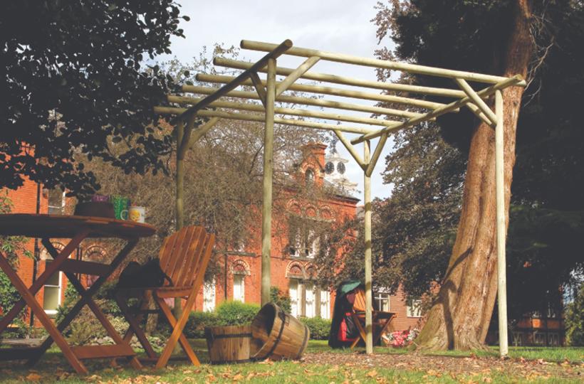 Garden Structures Banner