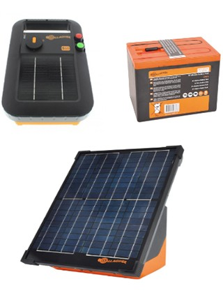 Energises, Batteries & Solar