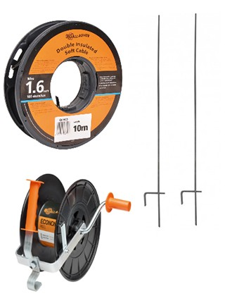 Lead Out Cable, Posts & Reels