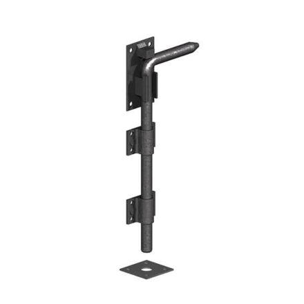 Birkdale GATEMATE® Garage Door Drop Bolts - Premium Black