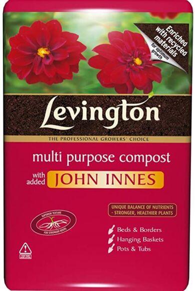 Levington Multi Purpose Compost With John Innes 40L