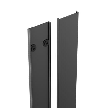 Durapost Cover Strip Grey 2.1m