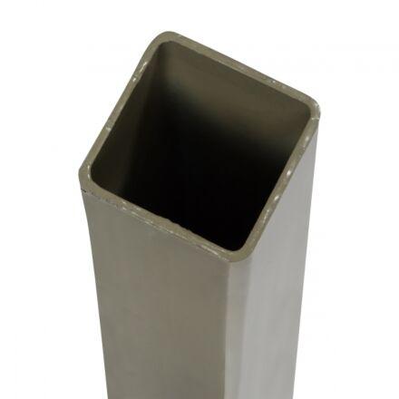 "DuraPost® 3"" Gate/Corner Post 2.4m - Olive Grey"