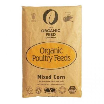 A&P Organic Mixed Corn 20kg