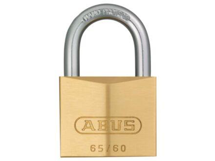 Abus Brass Padlock 65/60