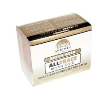 Agrimin Alltrace Biotin Gold Bolus