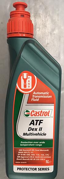 Castrol Atf Dex II Multi Vehicle 1L