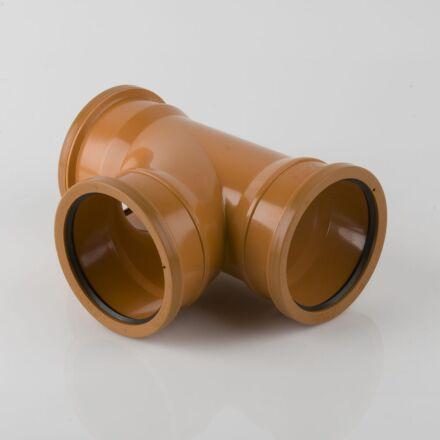 Brett Martin 87.5° Triple Socket 110mm