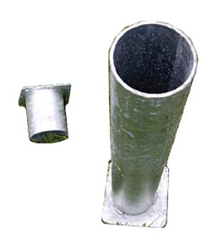 Bateman Ground Socket Round