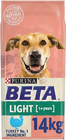 Purina Beta Light Turkey 14KG