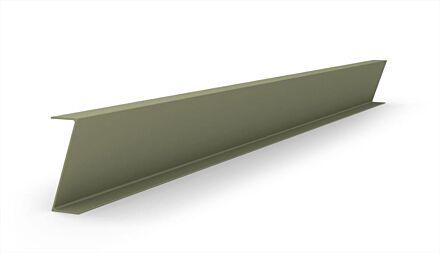 1.8m Durapost Z-Board 300mm Olive Grey