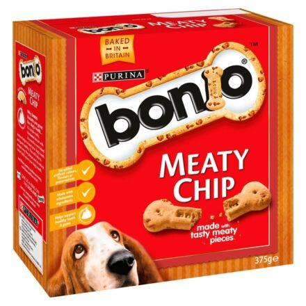 Purina Bonio Meaty Chip 375g
