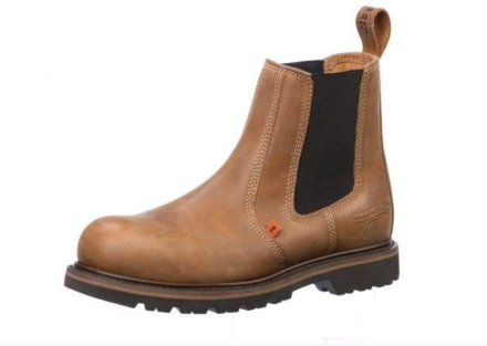 Buckler Boot Dealer Safety Boot Oak Leather