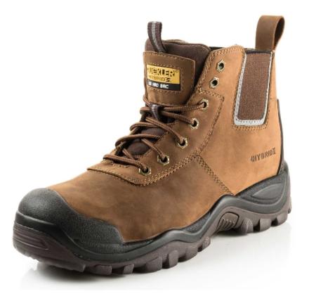 Buckler Boot Hybrid Lace/ Dealer Boot