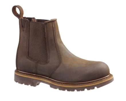 Buckler Boot Dealer Safety Chocolate