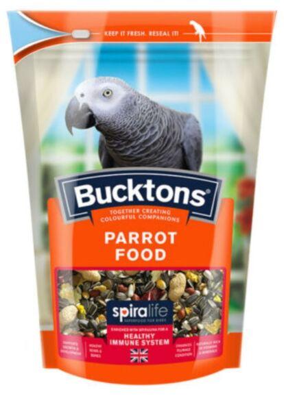 Bucktons Parrot Food 1.5 Kg