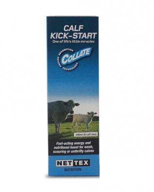 Nettex Calf Kick Start 240ml