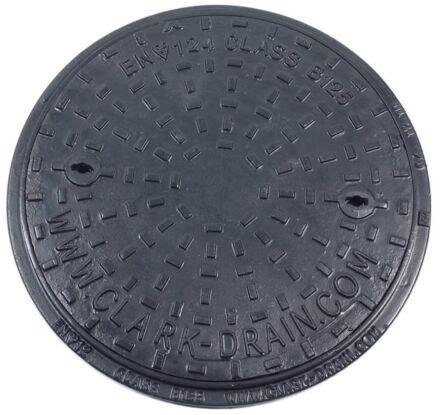 manhole round cast iron