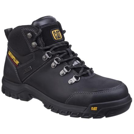 Caterpillar Framework S3 WR HRO SRA Steel Toe Work Boot Black DFS