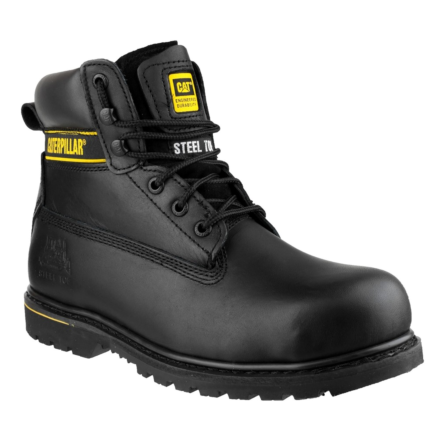 Caterpillar Holton Safety Boot Black DFS