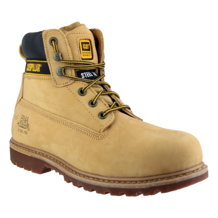Caterpillar Holton Lace Up Boot Honey DFS