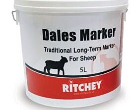 Ritchey Dales Marker Red 5 Litre