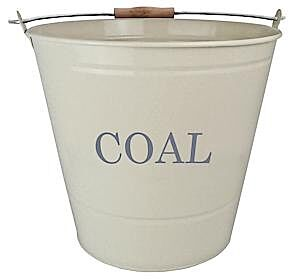 Decco Coal Bucket Cream