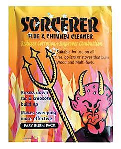 Decco Sorcerer Chimney Clean 90g