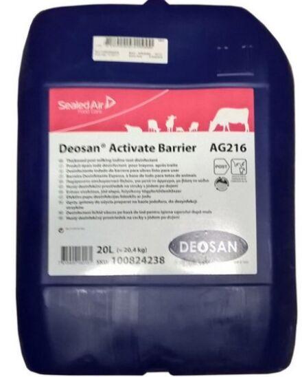Diversey Deosan Active Barrier AG216 RTU (Post Dip) 20L