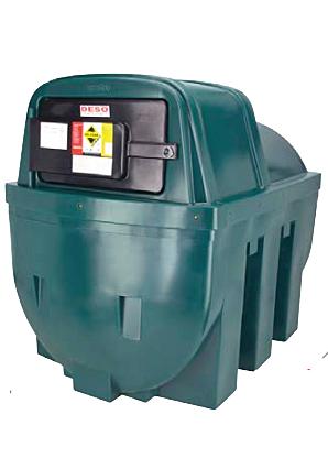Deso Bunded Diesel Dispensing Tank H1235CDD