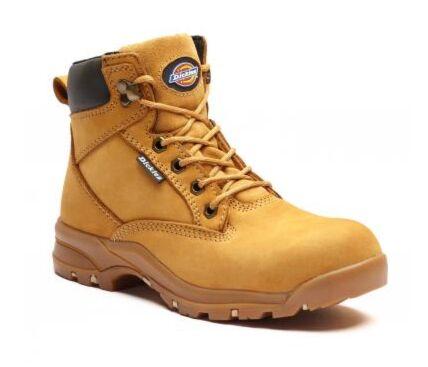 Dickies Corbett Safety Boot Honey