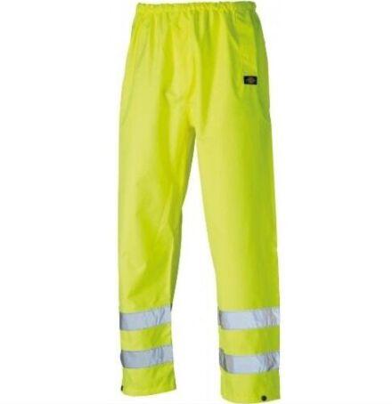 Dickies Hi-Vis Highway Safety Trousers