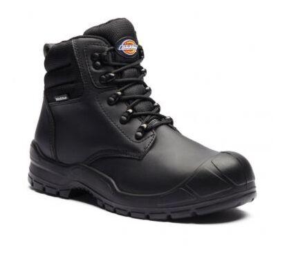 Dickies Trenton Boot Black