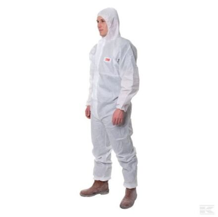 Kramp Overall Disposable White XL