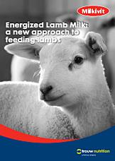 Milkivit Energized Lamb Milk 20kg