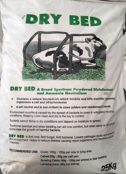 Griggs Dry Bed Yellow 25kg