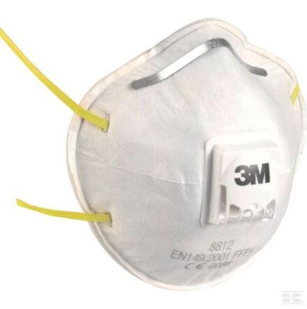 Kramp Dust mask FFP1+V (10P)
