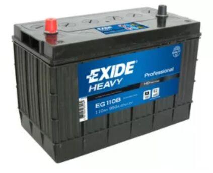 EG110B Exide Heavy Duty Commercial Professional Battery