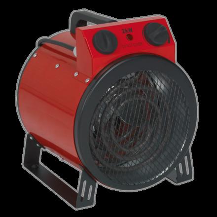 Sealey 2kW Industrial Fan Heater
