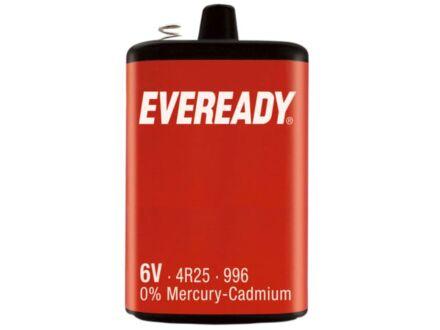 Eveready PJ996 6V Lantern Battery