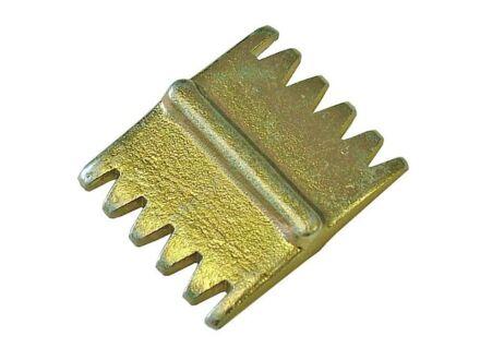 Faithfull Scutch Comb 5 Pack 1inch