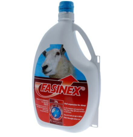 Fasinex 5% Sheep 2.2 Litre
