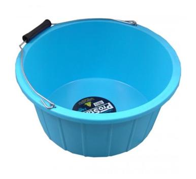 Mixing/ Feeder Bucket -Blue