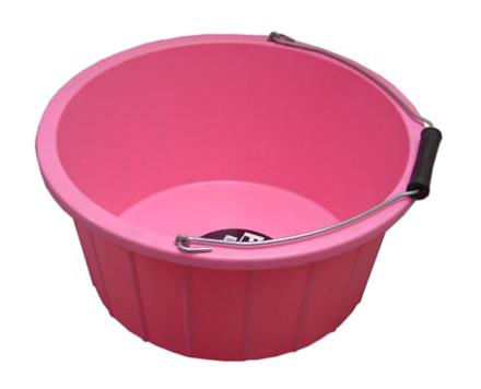 Mixing/ Feeder Bucket -Pink