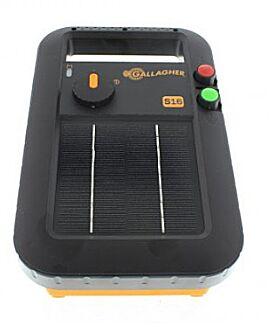 Gallagher S16 Solar Energiser + FREE Earth stake