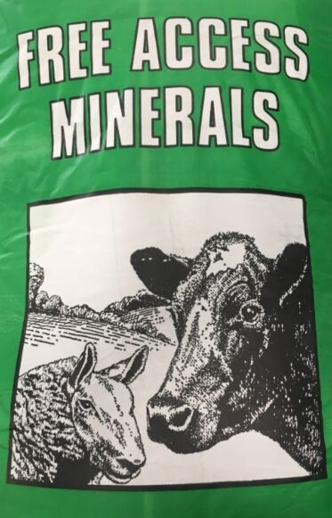 Griggs FA Dry Cow Mineral 25KG