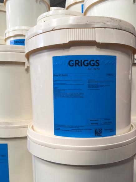 Griggs GP Cattle Bucket