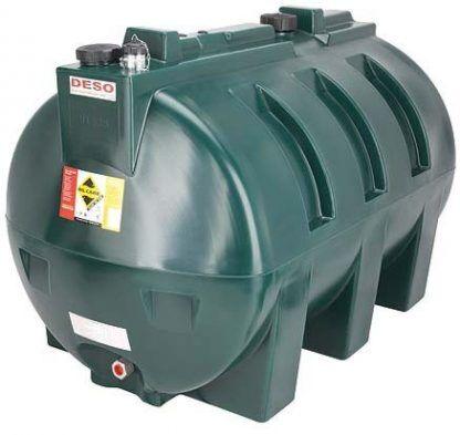 Deso Single Skin Fuel Tank H1235