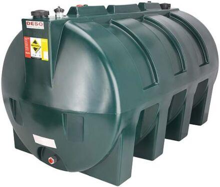 Deso Single Skin Fuel Tank H2500T