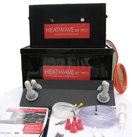 Pyon Heatwave Milkwave